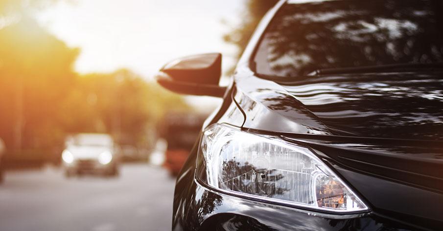 Betygsatta bilar