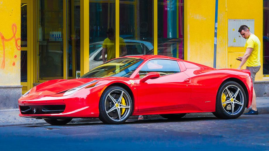 Tips för att köra Ferrari: Förare berättar